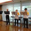 オカリナサークル「鳩笛」のミニコンサート