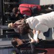 福井市九条の会、福井駅前で署名行動。武田参議院議員迎え坂井市演説会