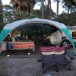 【秋休みキャンプ】St. Joseph Peninsula S.P.、フロリダ州