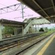 粉河駅の風景