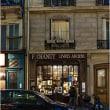 パリの夕刻色