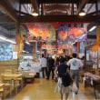お魚センター祭り第一日目
