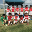 2018年度フジパンCUPユースU-12サッカー大会愛知県大会 知多地区大会試合結果