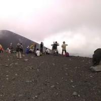 2018 富士山頂往復マラニック ③マラニック復路