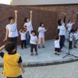 コトニアガーデン新川崎でオープニングイベントに協力者として手づくりようちえんまんまるダンス出演