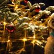 キラキラなクリスマス ♪ 軽井沢高原教会。