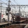 阪神なんば線 福駅と淀川橋梁