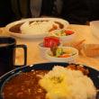 紅葉・・・@岩屋堂  lunch umecafe
