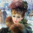 冬の女 2 Frederic John Lloyd Strevens