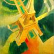 Robert Delaunay La Tour Eiffel