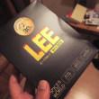LEE30周年記念 2016年限定LEE30倍