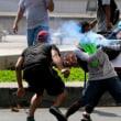 ニカラグア、デモの激化受け、社会保障改革の決議「無効」に。
