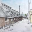 JR三輪駅周辺  (ヨシコ)