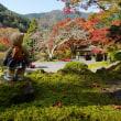 鞍馬二ノ瀬の「白龍園」。庭を愛する人たちが守り、育てる美しい景色