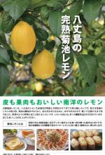 杉浦太陽のみぞれレモン鍋★2月八丈DAY菊池レモン最終販売