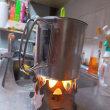固形燃料炊飯Part2