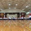 セーフティー教室と運動会の練習の様子