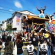 """""""人生初""""の祇園祭と岸和田だんじり祭"""