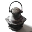 パリつれづれなるまま に買い付け-1472/Lanterne pour bateaux en métal