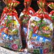 クリスマスのお菓子袋
