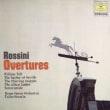 ◇クラシック音楽LP◇イタリアオペラの名指揮者トゥリオ・セラフィンのロッシーニ序曲集