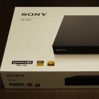 SONY 4k UHD BDプレーヤー UBP-X800 +α 開梱編