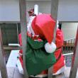 店舗エリアの「サンタクロース」