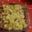 絶妙のコンビ、リンゴと豚肉、伝統料理をアレンジしてみた甘党向きソーセージ&サイダーキャセロール