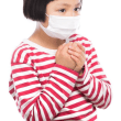 インフルエンザと胃腸風邪