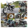 オートバイ、良質で30万円、レストアで30万円。(番外編vol.2282)
