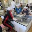11月16日 足柄小学校で、日本茶教室