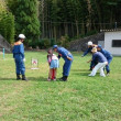 自治会コミュニティー災害避難訓練に参加!