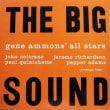 GENE AMMONS / THE BIG SOUND