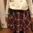 子ども用 フレアスカート