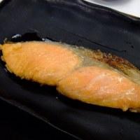 出張3日目~吉野家 「牛鮭定食」