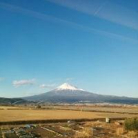 富士山も今日は被っています