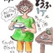 気持ちダイエット(イラスト)