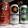ビールを飲む日