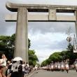 博多・筥崎宮の大鳥居がなくなります