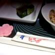 ポーランド航空ビジネスクラスの食事(日本風)後半