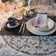 イブニング☆カフェ『テーブルセッティング』