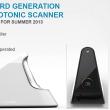 2013年夏に新型バイオフォトニックスキャナーS3