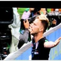 主人が絶賛した試合 アルゼンチン vs クロアチア