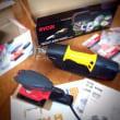 電動工具購入!