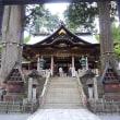 三峯神社へ