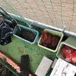 今シーズンのメロン栽培終了!