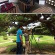 大判カメラ勉強会を切り上げての撮影と編集作業でした。