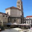 クロアチアとスロベニアの旅⑤ クロアチアの世界遺産スプリットとドブロヴニク観光後ムリニへ(前半)