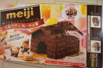 4歳の時もお菓子の家を作ってたよ ☆