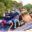 アナとクリストフ 〈フローズンファンタジーパレード2018〉